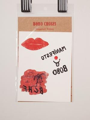 ツゥ BOBO CHOSES SS14-185