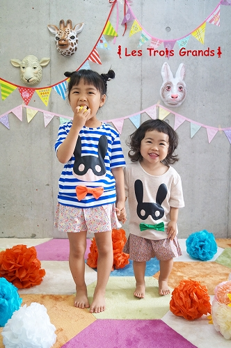 HAPPYパワー溢れる姉妹コンビ♡ちかちゃん♡すみかちゃん♡♡♡