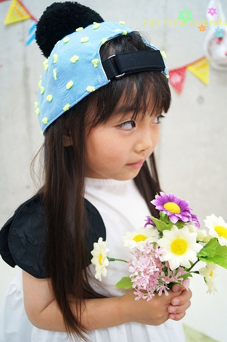 オシャレ大好き♡ニコニコ笑顔のしおりちゃん♡♡♡