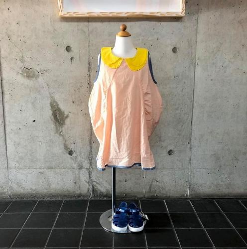 淡いカラーとぽっこりまぁるいデザインが可愛い♡franky grow(フランキーグロウ)のワンピース♡