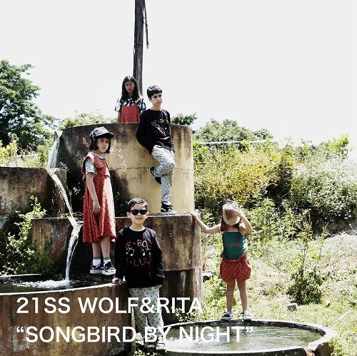 予告!!WOLF & RITA 2021SS★ 1/30(土)販売スタート☆.。.:*・°