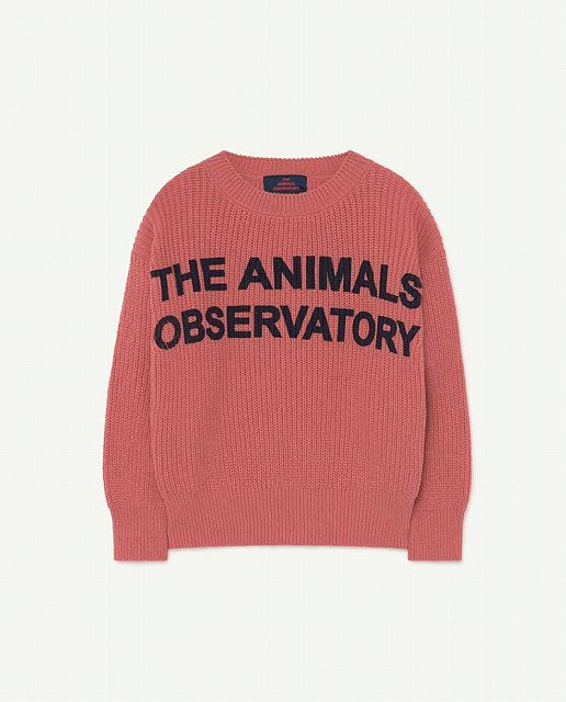 The Animals Observatory(TAO)2020AW セーター 6,8,10Y
