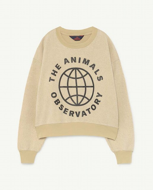 The Animals Observatory(TAO)2020AW スウェットトップス 6,8,10Y